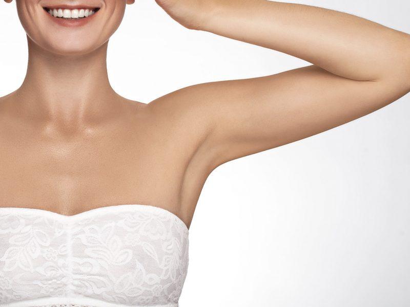 Arm lift or Brachioplasty
